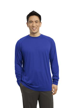 Sport-Tek ST700LS Long Sleeve Ultimate Performance Crew True Royal