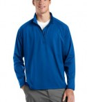 Sport-Tek ST850 Tall Sport-Wick Stretch 1/2-Zip Pullover True Royal