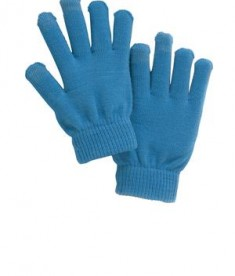 Sport-Tek STA01 Spectator Gloves Carolina Blue