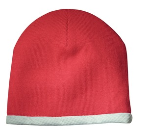 Sport-Tek STC15 Performance Knit Cap True Red