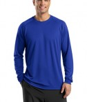 Sport-Tek T473LS Dry Zone Long Sleeve Raglan T-Shirt True Royal