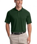 Sport-Tek T475 Dry Zone Raglan Polo Forest Green