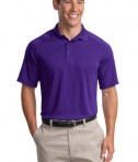 Sport-Tek T475 Dry Zone Raglan Polo Purple