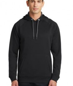Sport-Tek Tech Fleece Hooded Sweatshirt Style ST250