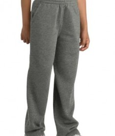 Sport-Tek Y257 Youth Sweatpant Vintage Heather