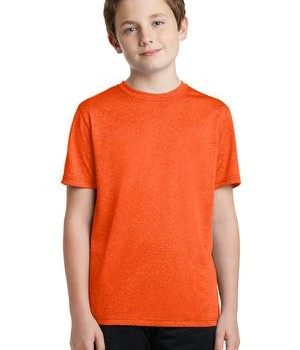 Sport-Tek Youth Heather Contender Tee Style YST360 1