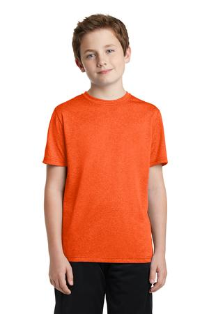 Sport-Tek Youth Heather Contender Tee Style YST360