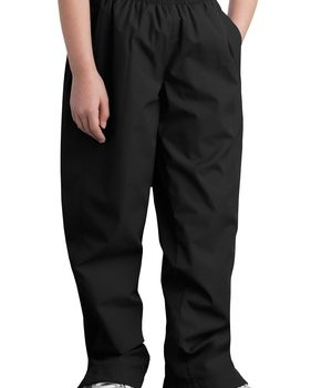 Sport-Tek Youth Wind Pant Style YPST74 1