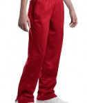Sport-Tek Youth Tircot Track Pant True Red