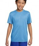 Sport-Tek YST350 Youth Competitor Tee Carolina Blue