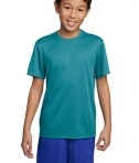 Sport-Tek YST350 Youth Competitor Tee Tropic Blue