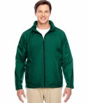 Team 365 Conquest Jacket with Fleece Lining Sport Forest