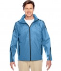 Team 365 Conquest Jacket with Fleece Lining Sport Lght Blue
