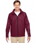Team 365 Conquest Jacket with Fleece Lining Sport Maroon