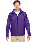 Team 365 Conquest Jacket with Fleece Lining Sport Purple
