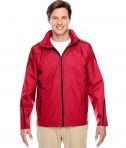 Team 365 Conquest Jacket with Fleece Lining Sport Red