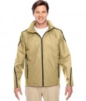 Team 365 Conquest Jacket with Fleece Lining Sport Vegas Gold