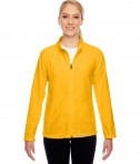 Team 365 Ladies' Campus Microfleece Jacket Sport ATH Gold