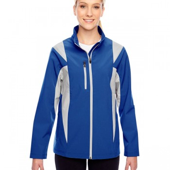 team-365-ladies-icon-colorblock-soft-shell-jacket-sport-royal-sport-silver