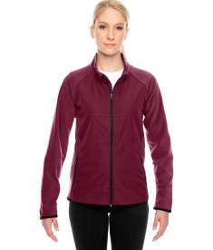 Team 365 Ladies' Pride Microfleece Jacket Sport Maroon