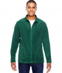 Team 365 Men's Campus Microfleece Jacket Fores Green