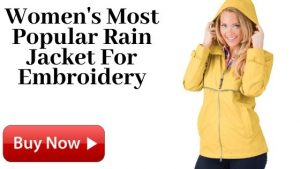 women's most Popular jacket for embroidery
